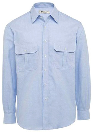 R.M.Williams Grazier men's shirt: AU$200.