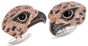Roberto Coin Diamond Cufflinks: €15,270.