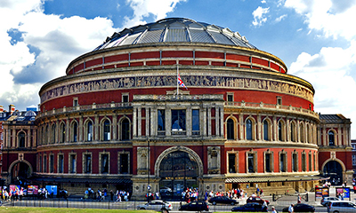 Royal Albert Hall, Kensington Gore, Kensington, London SW7 2AP, U.K.