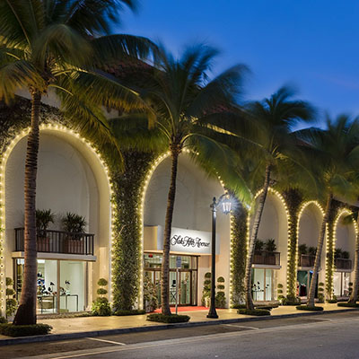 Saks Fifth Avenue, 172 Worth Avenue, Palm Beach, FL 33480.
