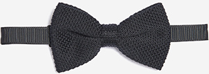 Sandro Knitted Bow Tie: US$85.