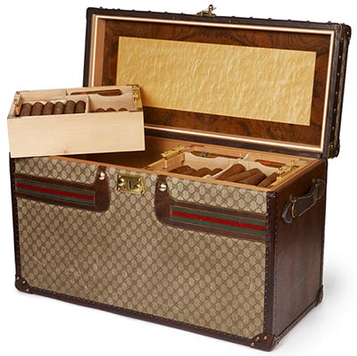 Sautter Gucci Inspired Trunk.