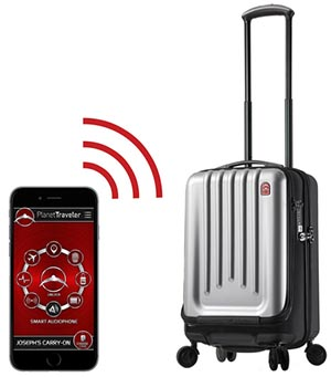 Planet Traveler Space Case SC 1 Carry-On: US$$ 799.99.