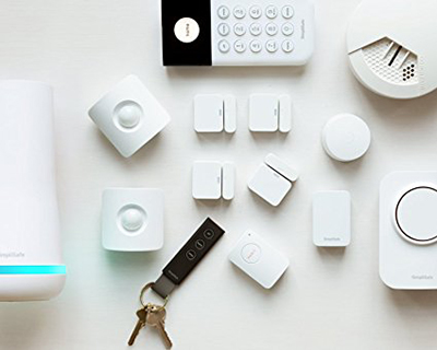 SimpliSafe Wireless Home Security System The Haven 2018 new version: US$310.