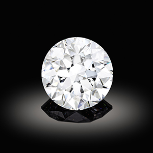 Sotheby's Diamonds: world's largest, rarest & most valuable' D-Flawless round diamond.