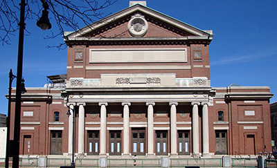 Symphony Hall, 301 Massachusetts Avenue, Boston, MA 02115, U.S.A.