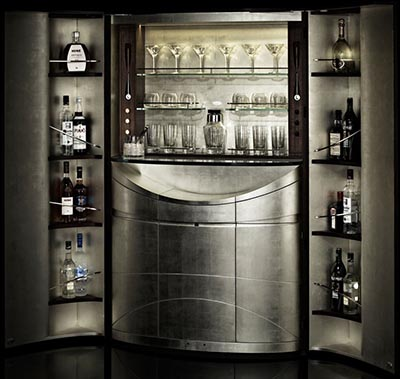 Linley Tectonic Bar: £130,000.