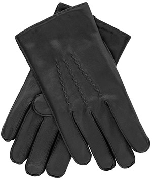 Thomas Pink men's Lupton Leather Gloves: £90.
