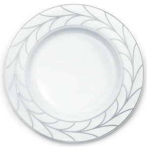 Tiffany & Co. Wheat Leaf Dinner Plate: US$95.