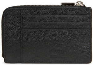 Tod's men's Cardholder with Zip in Leather: US$245.
