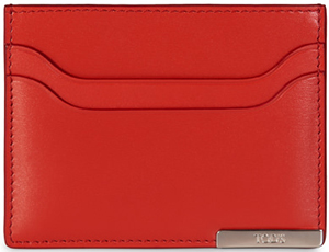 Tod's women's Leather Cardholder: US$225.