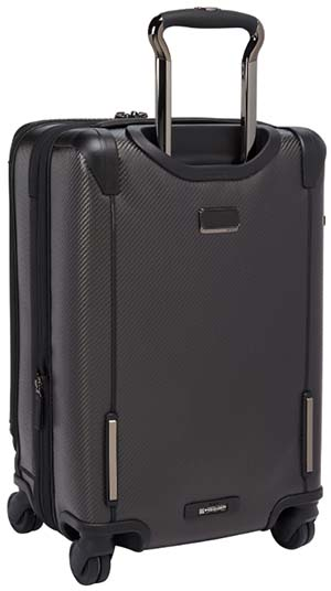 Tumi Carbon Fiber Eastwood International Expandable Carry-On.