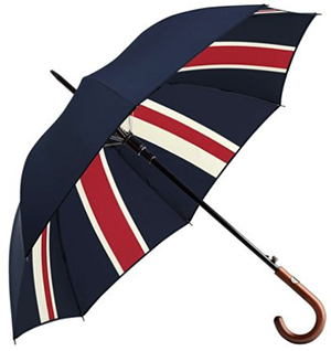Charles Tyrwhitt Union Jack umbrella: US$65.