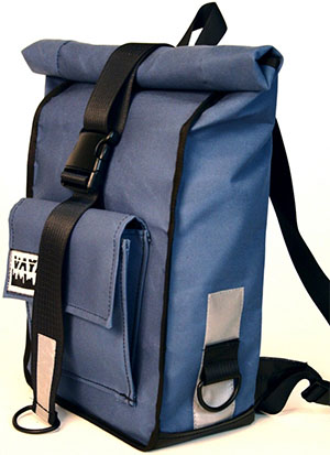 Vaya Simple Rolltop Backpack: US$175.