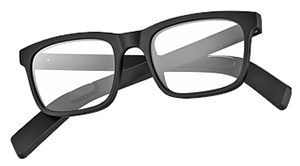 Vue smart glasses.