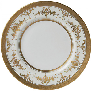 Wedgwood Prestige Riverton Dinner Plate: US$810.