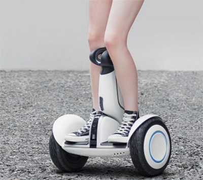 Xiaomi N4M340 Ninebot Plus Electric Self Balancing Scooter: US$835.11.