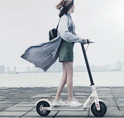 Xiaomi M365 Folding Electric Scooter: US$468.89.