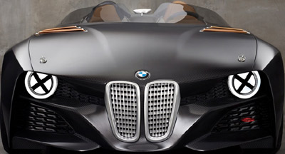BMW 328 Hommage.