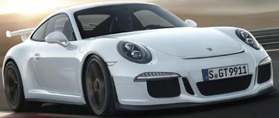 Porsche 911 GT3 (2013).