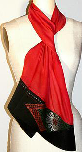 Andra Gabrielle scarf.