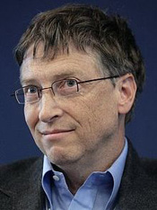 William 'Bill' Henry Gates III.