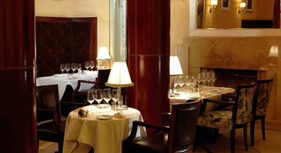 Wine dinners at Claridge's, Brook Street, Mayfair, London W1K 4HR, England, U.K.