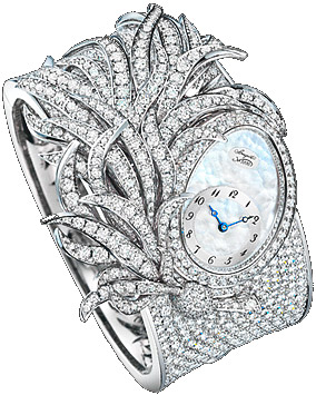 Breguet High Jewellery Timepiece, model no. GJE15BB20_8924D01.