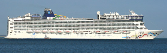 Norwegian Epic.