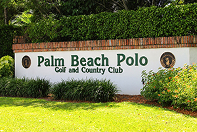 Palm Beach Polo & Country Club, 11199 Polo Club Rd, Wellington, FL 33414.