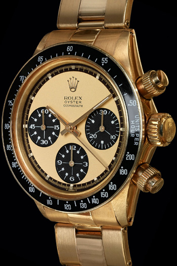 Yellow Gold Rolex Daytona Reference 6263.