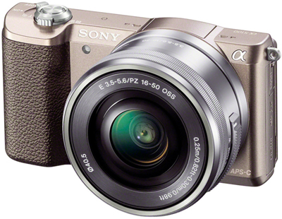 SONY a5100: US$549.99.