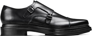 Acne Penn black men's shoe: US$690.