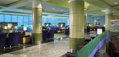 American Airlines Admirals Club, Miami International Airport, Concourse D, Miami, FL, U.S.A.