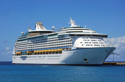 MS Adventure of the Seas.