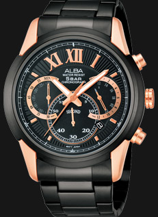Alba Prestige Watch.
