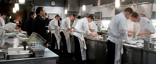 North america 39 s best top high end michelin starred for Alinea chef de cuisine