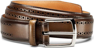 Allen Edmonds Manistee Dress Belt: US$115.