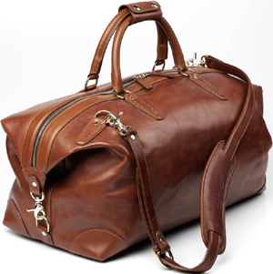 Allen Edmonds Strand Duffel Bag: US$695.