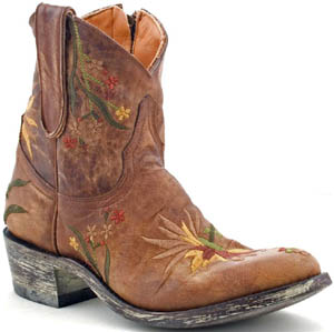 Allens Womens Old Gringo Ellie Zipper Boots: US$429.99.