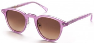 AM Eyewear Ava-Lilac sunglasses: US$290.