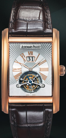 Audemars Piguet Edward Piguet Tourbillon Large Date.
