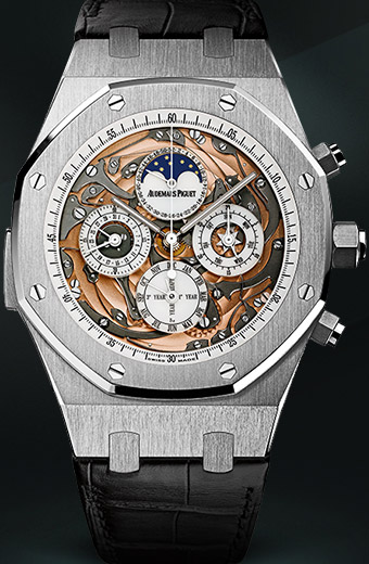 Audemars Piguet Royal Oak Grande Complication.