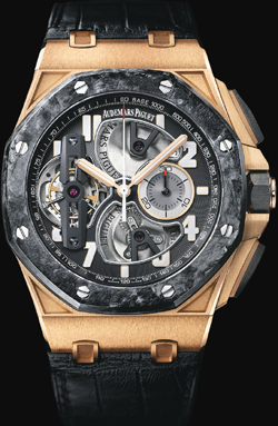 Audemars Piguet Royal Oak Tourbillon Chronograph.