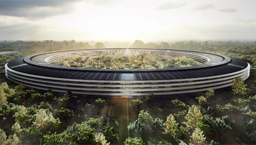 Apple Campus 2, North Tantau Avenue, Cupertino, Santa Clara Valley, CA 95015, U.S.A.
