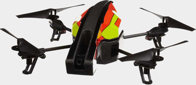 AR.Drone 2.0. Parrot's new WiFi quadricopter: US$300.