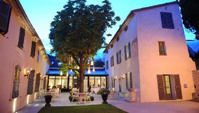 Restaurant Villa Archange