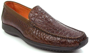 Martin Dingman Arlo Crocodile Shoe: US$1,195.