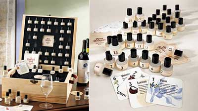 The Complete Wine Taste & Aroma Kit.