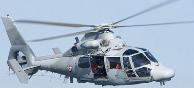 Eurocopter AS565 Panther.